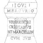 figura ara romana Olgelasca
