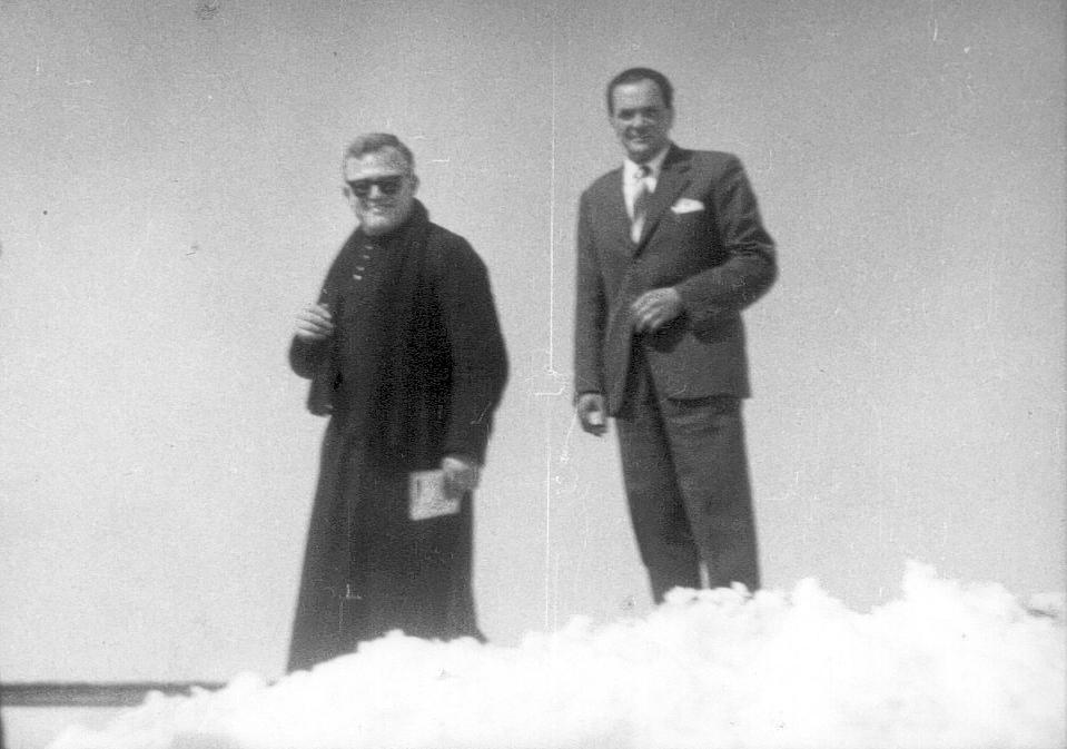 Papa' e Don Antonio